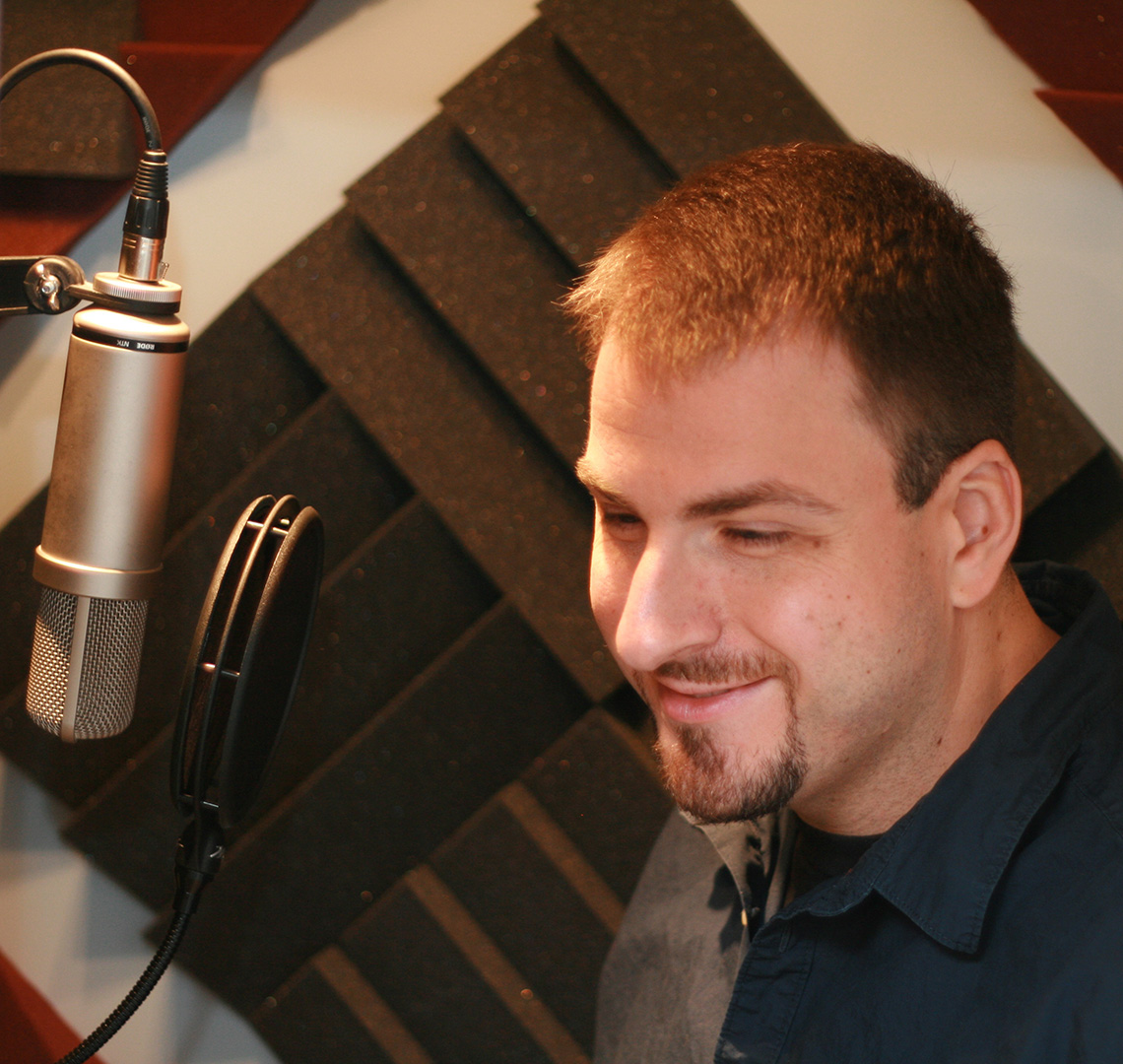 scott harlan voiceover voice actor talent artist coach vo