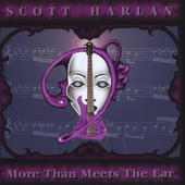 scott harlan solo bass jazz funk fusion more than meets the ear